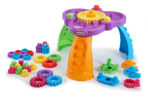 little tike giggly gears twirl table