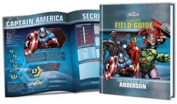 personalized marvel avengers book