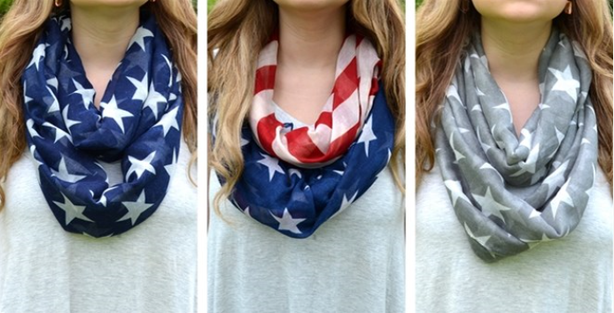 star scarfs