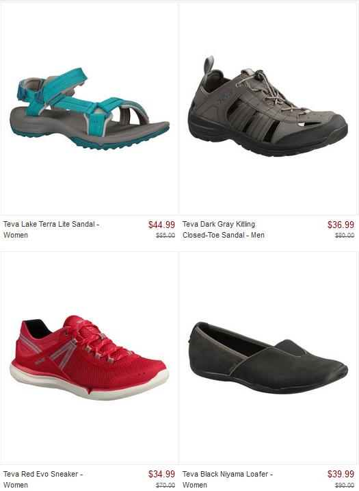 b9910bf303b Huge Teva Shoes   Sandals Sale! Flip Flops for  11.99 (Reg  30)!