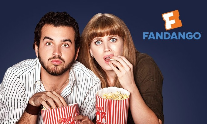 $16 toward Two Movie Tickets from Fandango