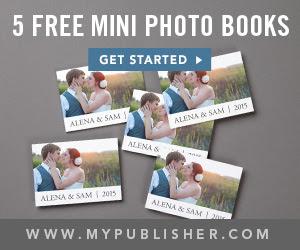 5 free mini photo books