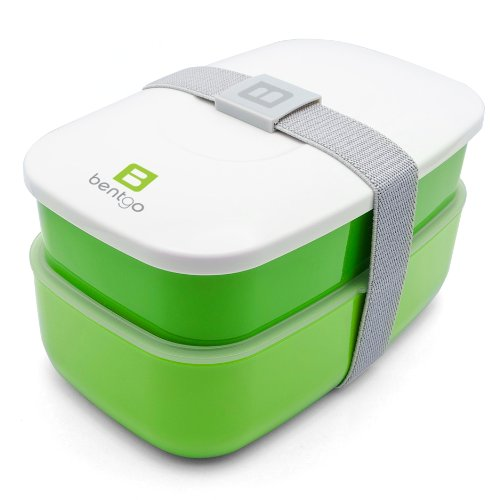Bentgo All-in-One Stackable Lunch Bento Box