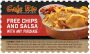 Cafe Rio Coupon