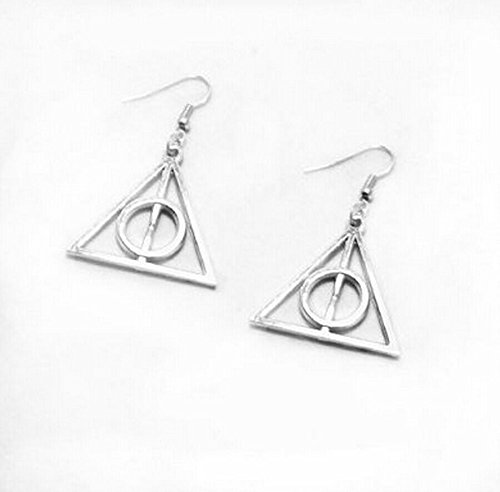 Dealthy Hallows earrings