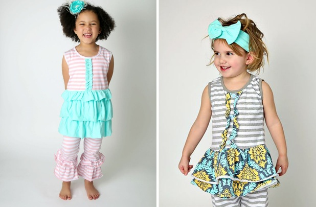 Girls Boutique Outfit Sets