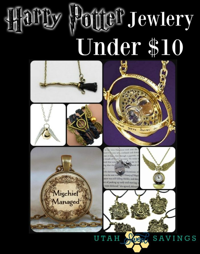 Harry Potter Jewlery