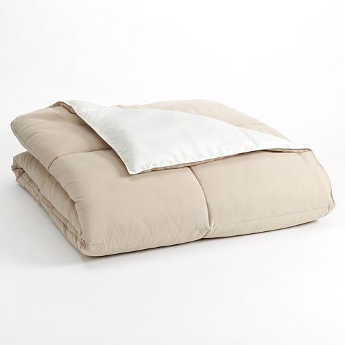 Reversible Down-Alternative Comforter