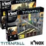 TitanFall Building Sets by K'Nex - 2 Sets To Choose From - SHIPS FREE!
