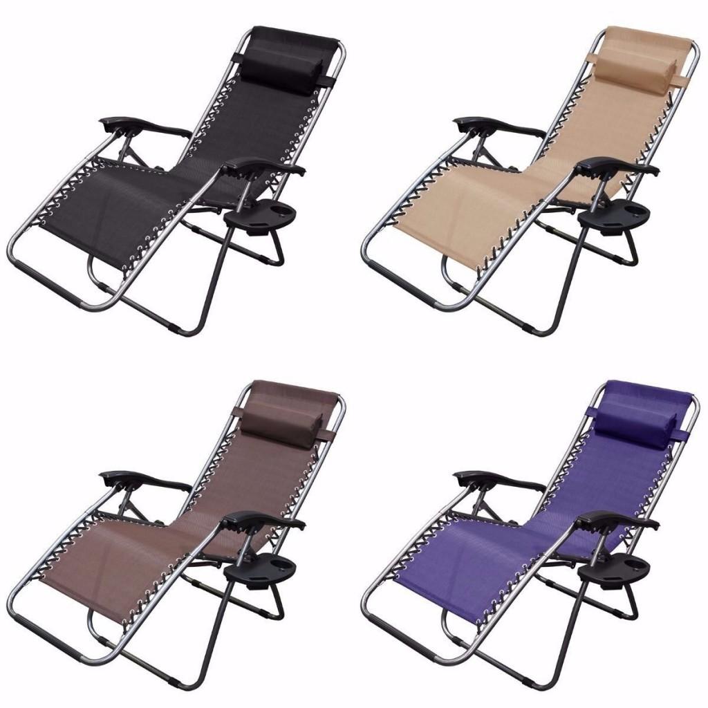Zero Gravity Chair
