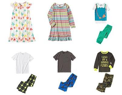 crazy 8 pajamas