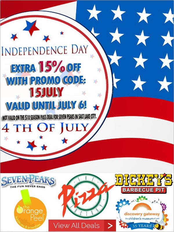 funsaver 4th of july discount