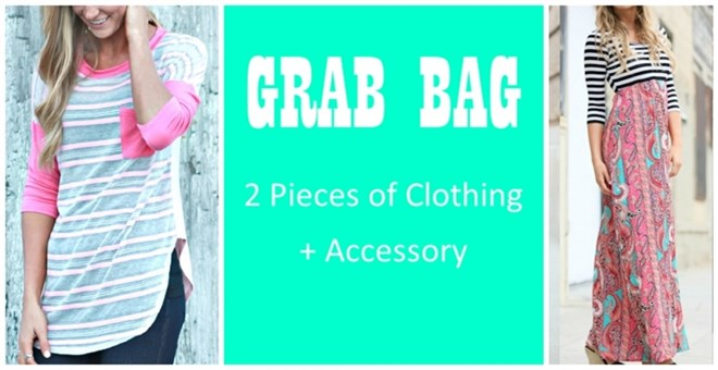 grab bag clothing