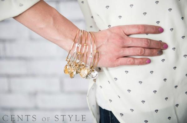 inspirational bangle bracelets