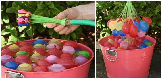 magic water balloon filler