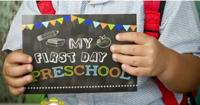 First Day of School Sign $2.49 (Reg. $5.99)