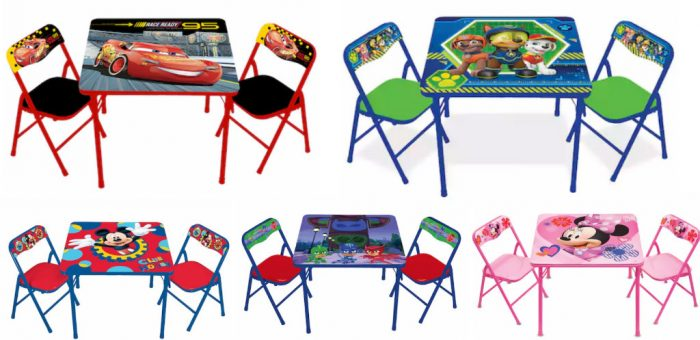 Activity Table Set $15.04 (Reg $39.99) *Includes Paw Patrol, Minnie ...