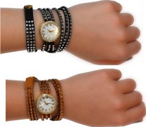 wrap around watches