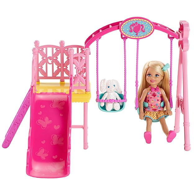 Barbie Chelsea® Swing Set