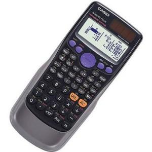 Casio FX300ES Plus Standard Scientific Calculator with Natural Textbook Display