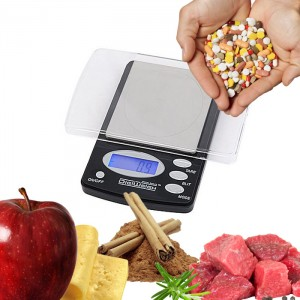 DigiWeigh Precise Pocket Sleeve Digital Scale