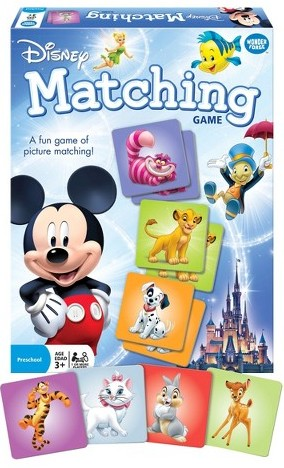 Disney Classic Matching Picture Game