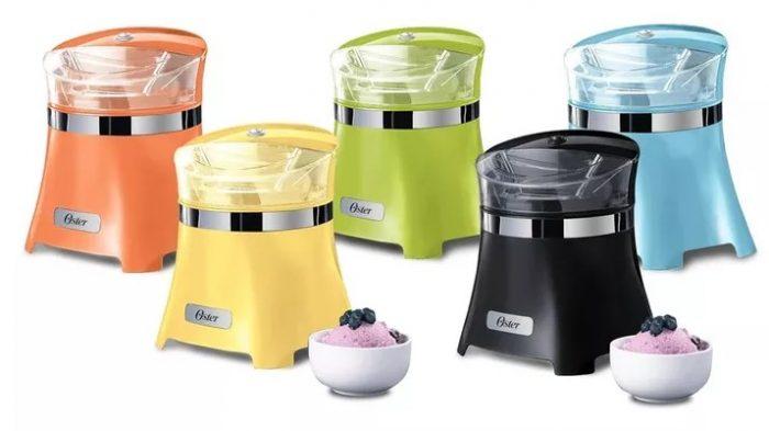 Oster 1.5-Quart Ice-Cream, Frozen-Yogurt, and Sorbet Maker