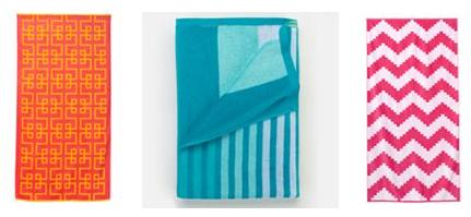 big one beach towel