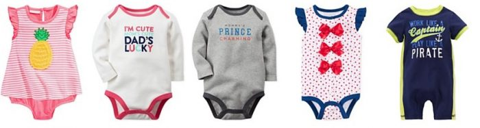 carters and first impressions macys