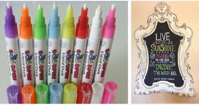 chalkn board pens