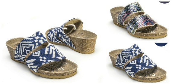 f39f8bb3405 Clearance MUK LUK Wedges! Only  13.99 (Reg  44)