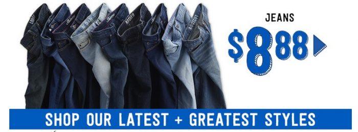 crrazy 8 jeans