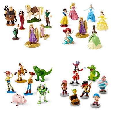 disney figure collections
