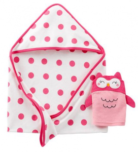 girl towel set