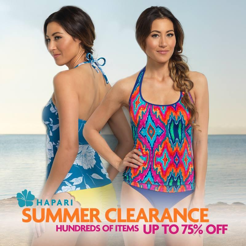 hapari summer clearance