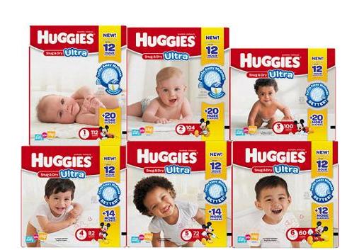 huggies diap[ers