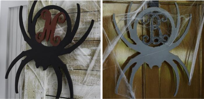 spider monogram