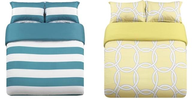 trendy bedding