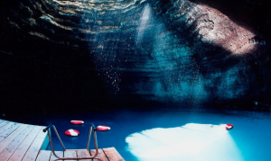 40-Minute Soak or Swim in Natural Mineral Water for 2, 4, or 6 at The Crater at Homestead Resort