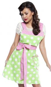 Betty Lime apron
