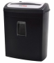 InfoGuard 8-Sheet Cross-Cut Shredder with Pullout Bin