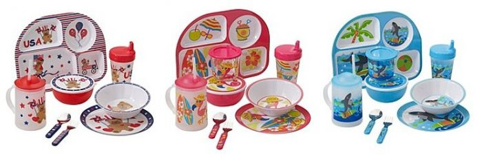 Kids Dinnerware bonton