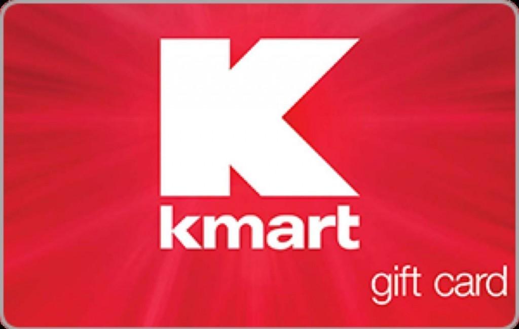 Kmart Gift Card