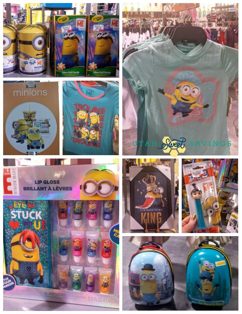 Minion Collage