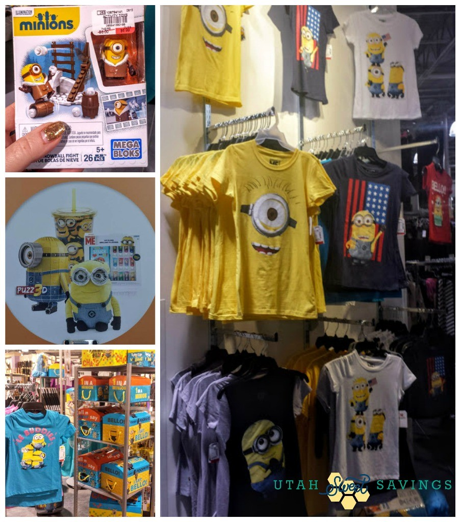 Minions more and more