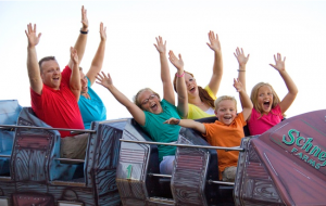 Package with Unlimited Attractions, Arcade Tokens, and Food for Two or Four at Seven Peaks Lehi
