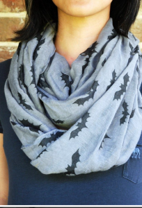 bat scarf