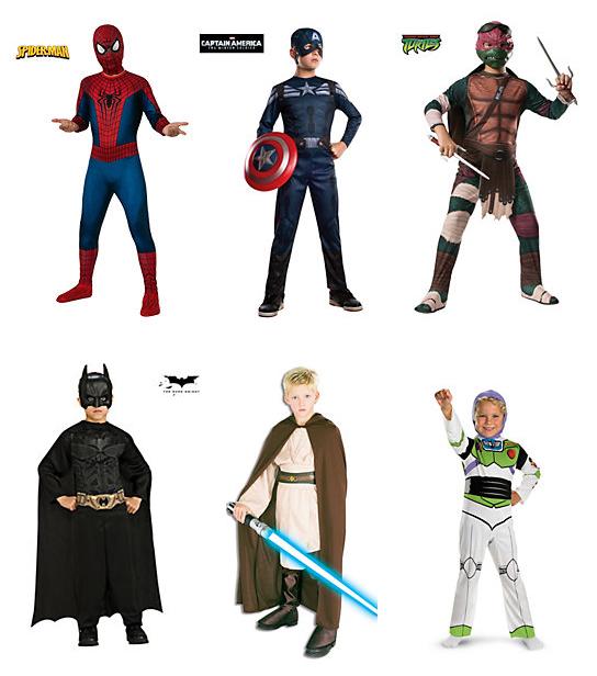 boys costumes under $20