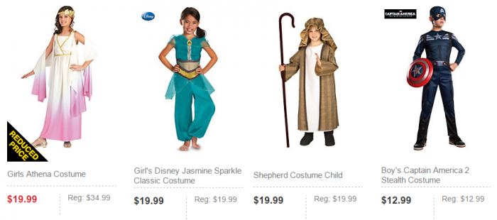 costume supercenter ideas