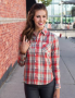 fall plaid shirts